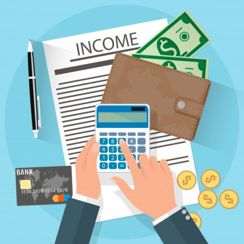 Income and Asset Requirements for I-864