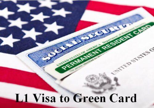 L1 Visa to Green Card